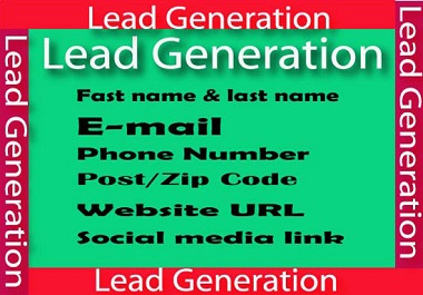 I will collect 10 LinkedIn Lead Generation for targeted location
