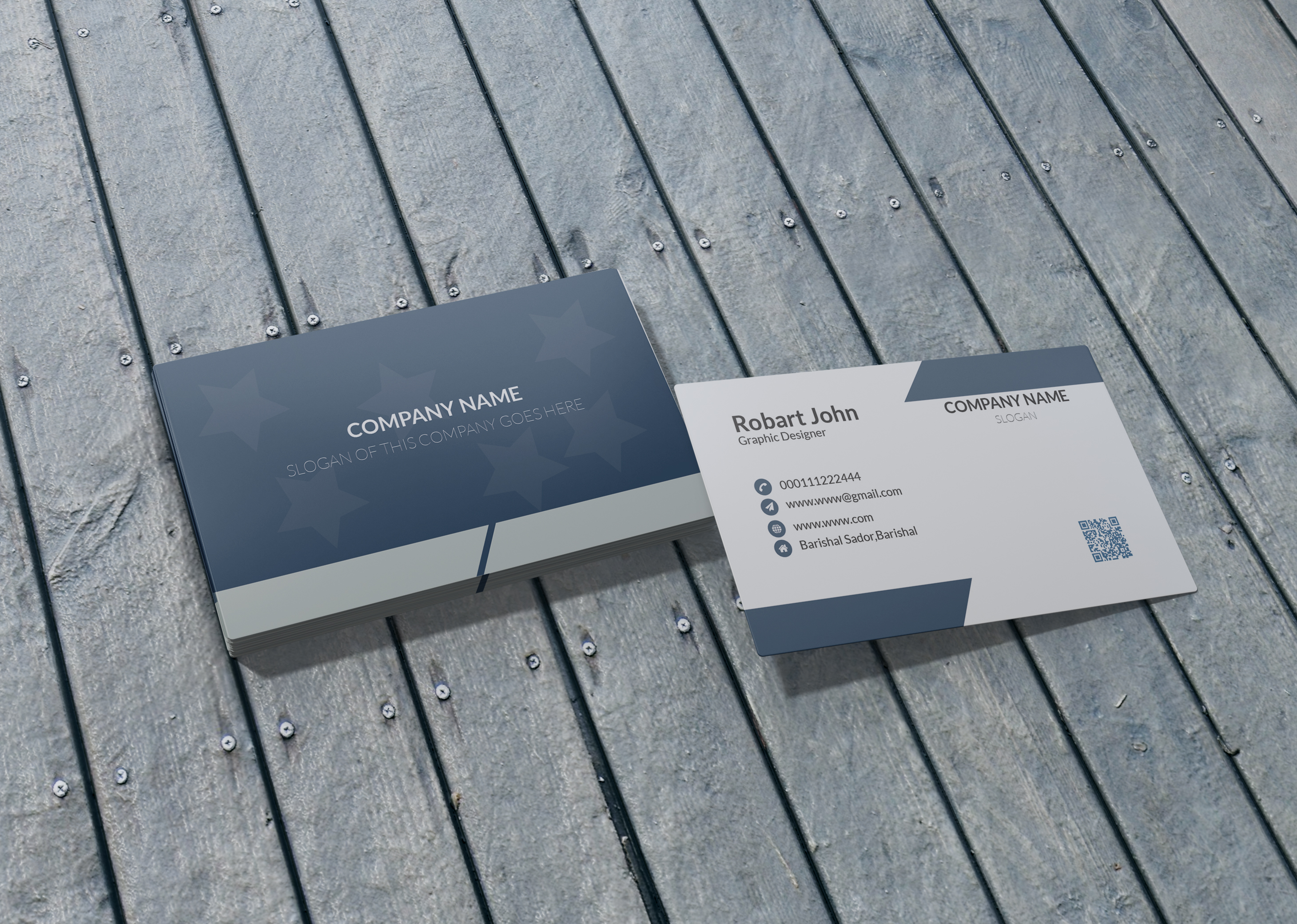 I will do professional,creative & unique business card