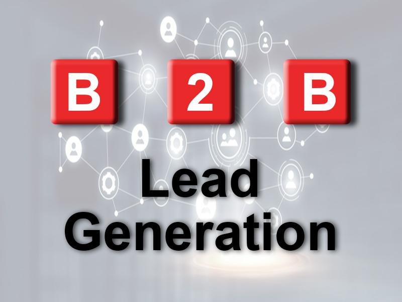 B2B leads generations and data mining