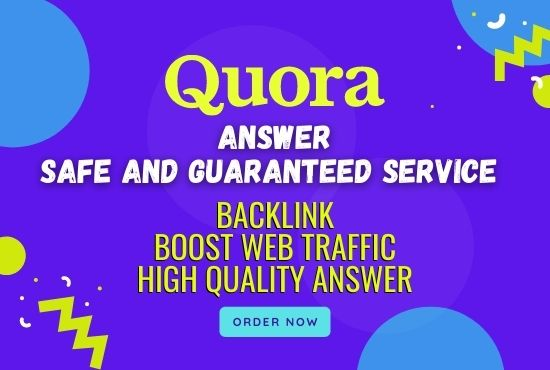 Promote your website with 15 High Quality Quora Answer