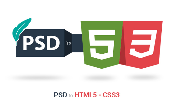 I will convert PSD to HTML responsive for you