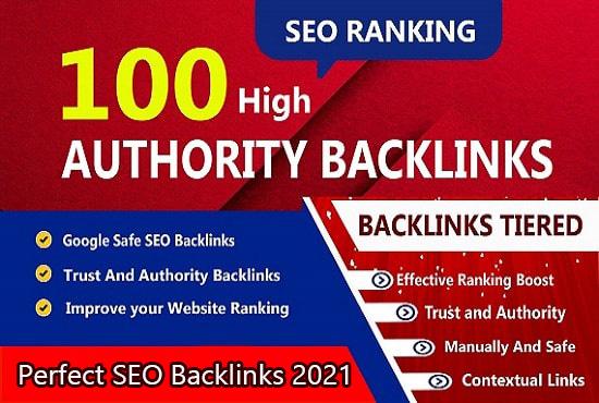 I will best 100 usa, edu dofollow profile backlinks link building service