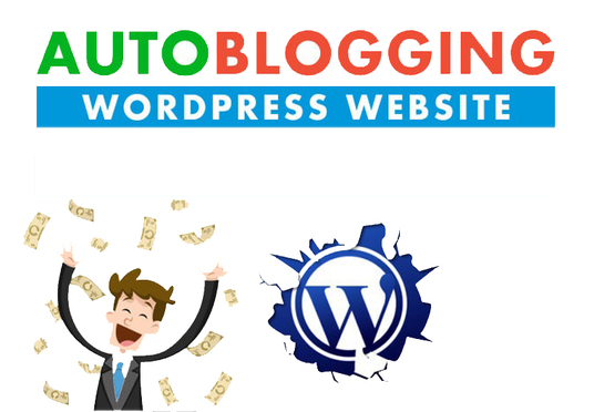 I will create Automated News Website with Passive Earning