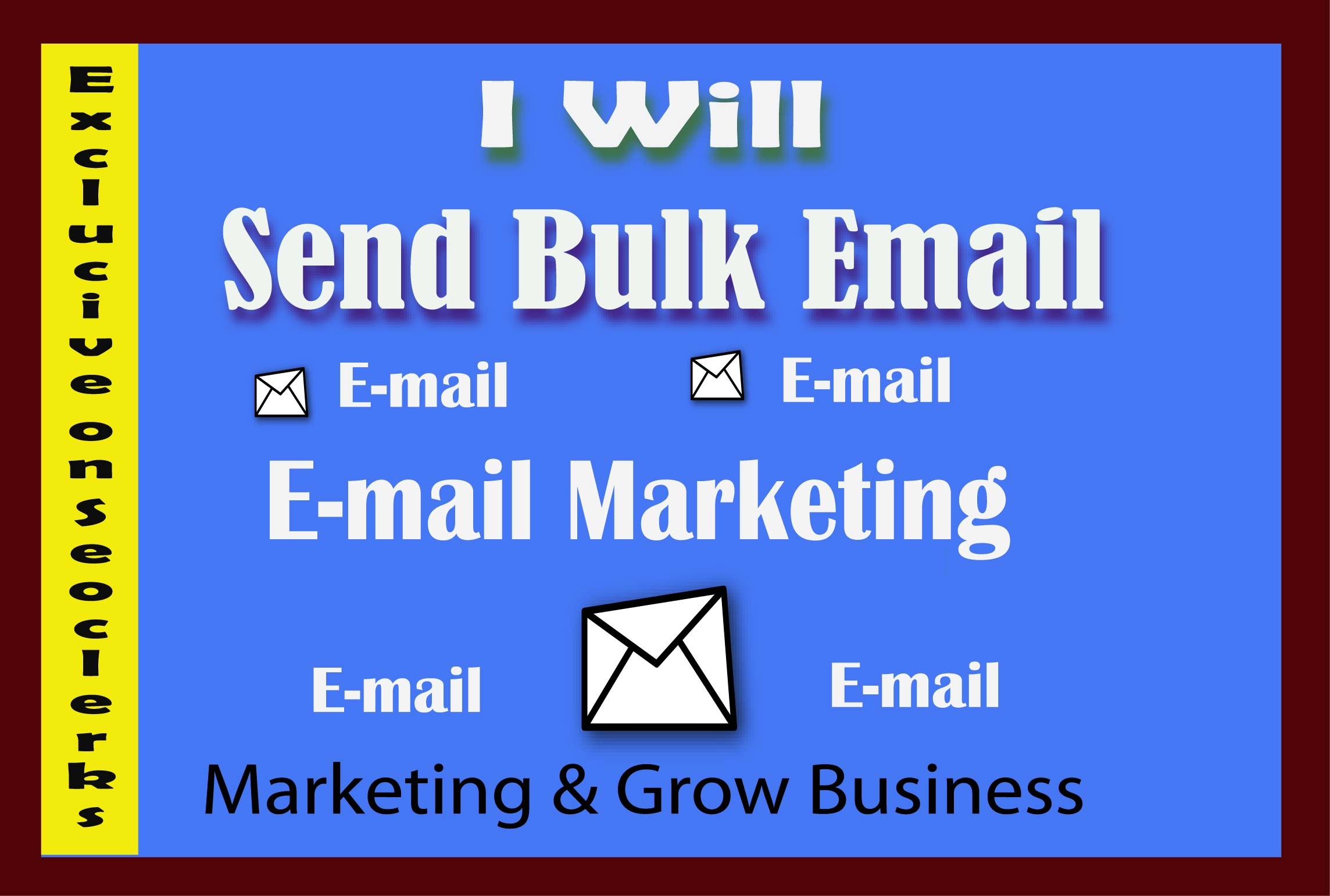 I will send 1k bulk emails,  email blast