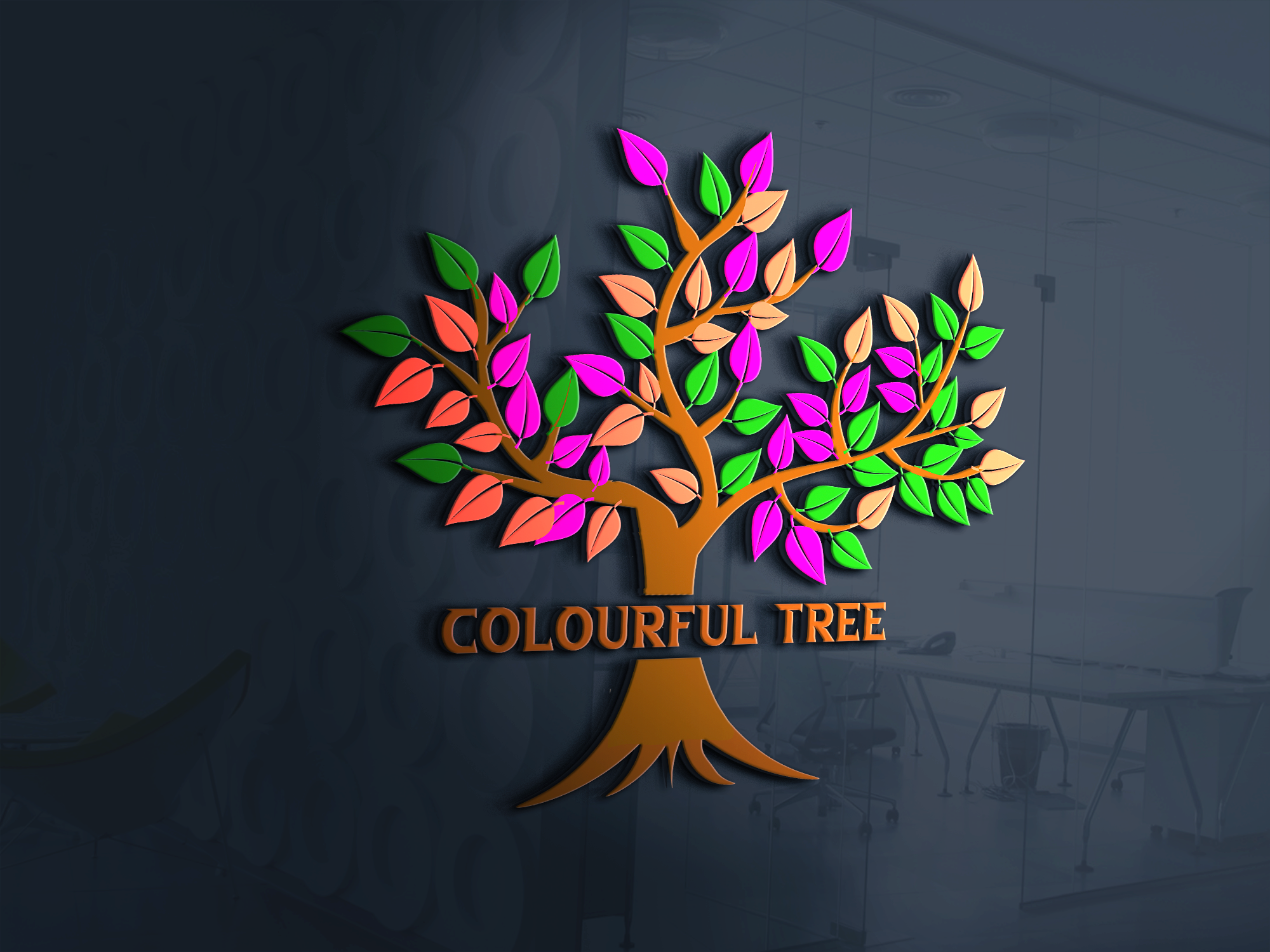 I will design an eye catching logo design for your business