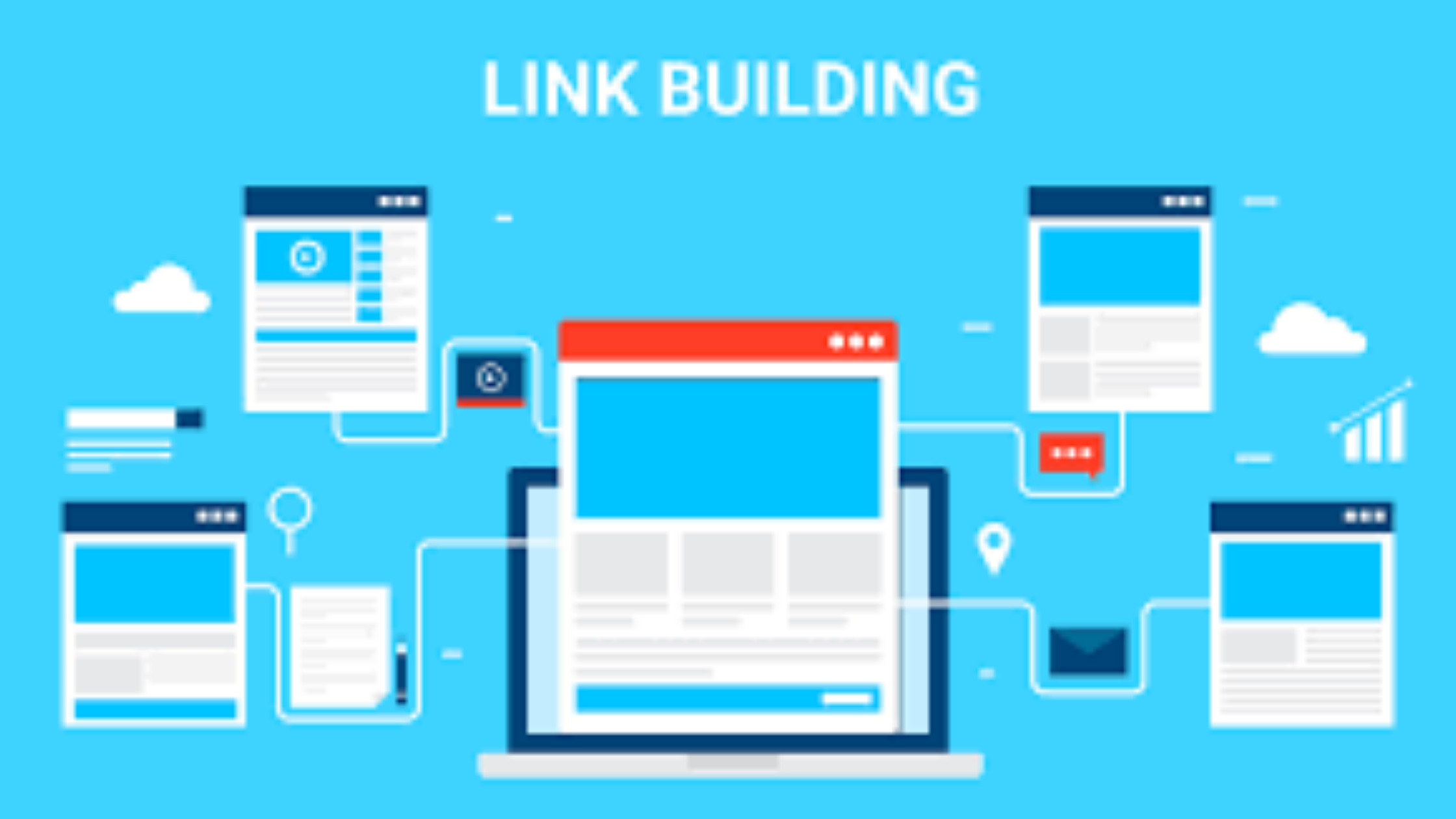 DOfollow Link Building for SEO service