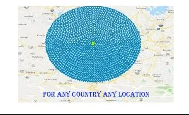I will Manually Create 350 Google Point Map Citation for any country