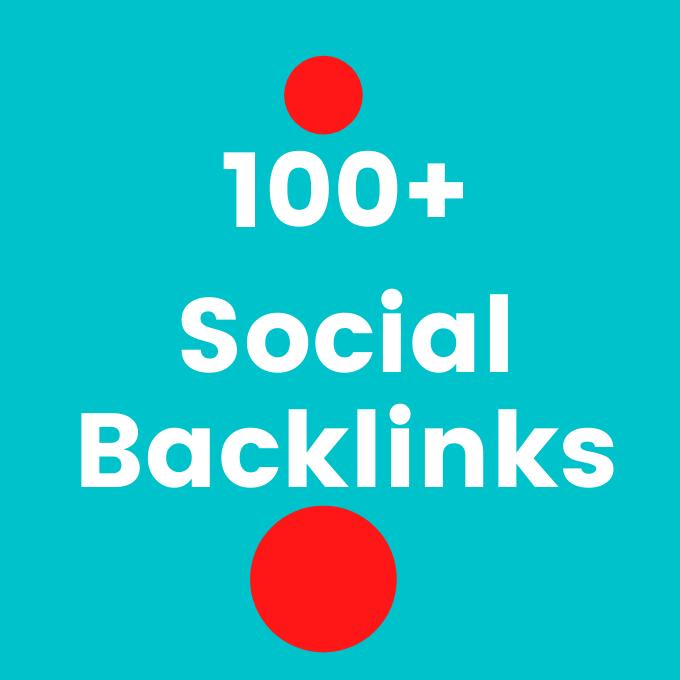 Create 100+ Social Network SEO Backlinks