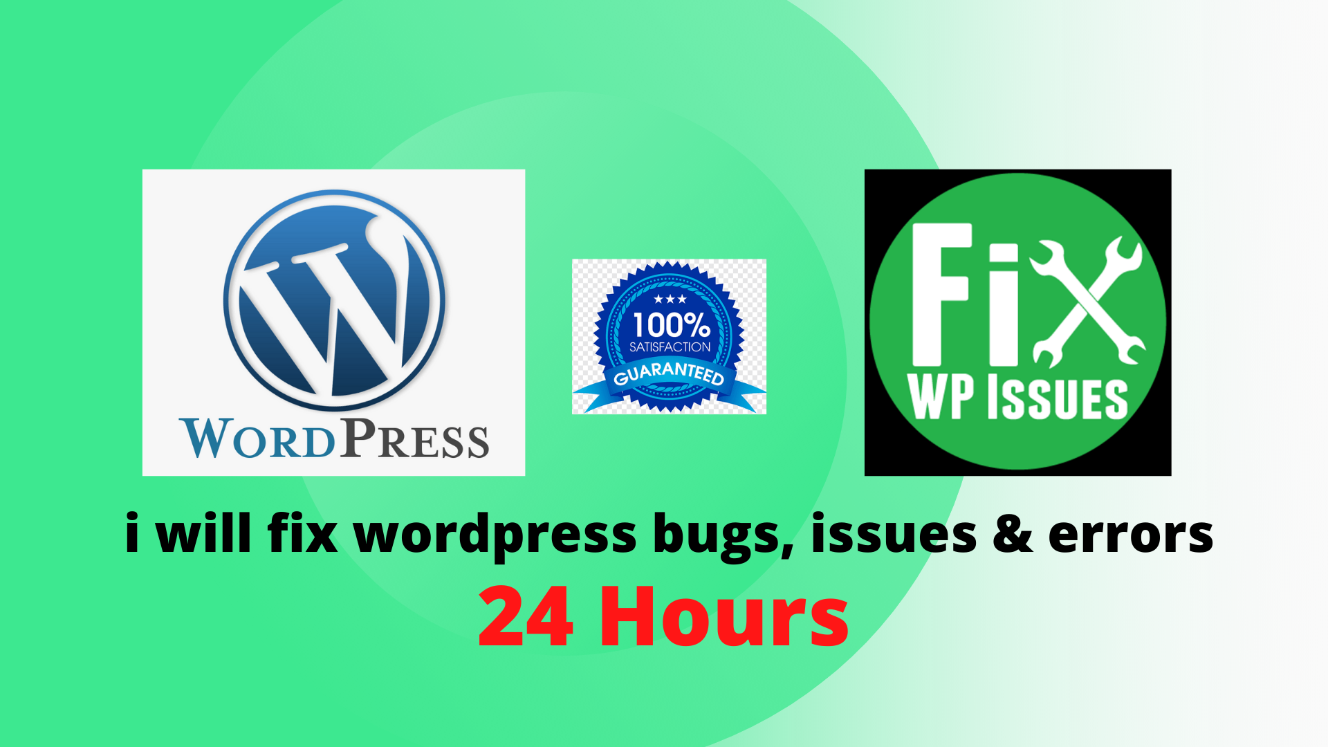 I will fix WordPress issues errors and bugs