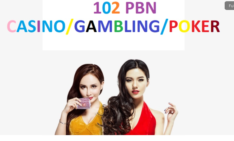 104 CASINO/GAMBLING/POKER Blogger PBN BLOG POST Indexing Quality Increase Google 1st Page Ranking