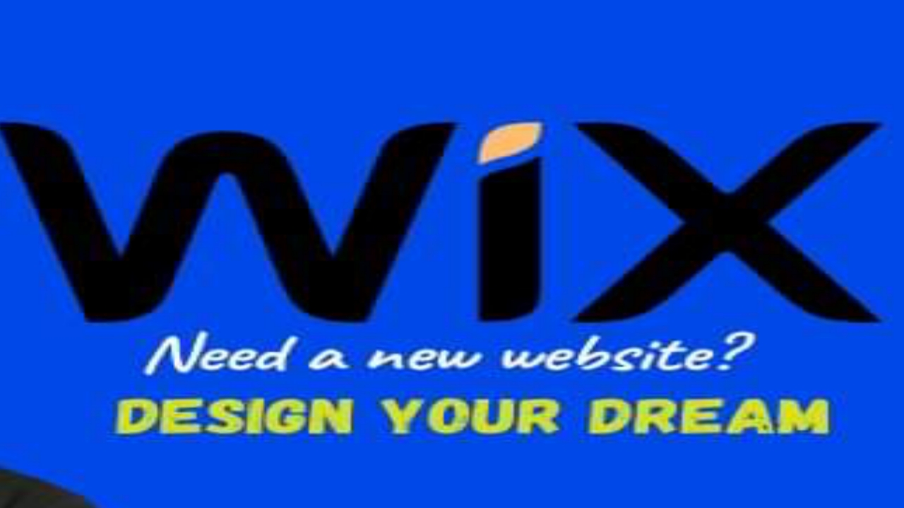 I will design and redesign wix site and landing page