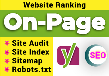 I will WordPress Optimize On-Page SEO service for your website