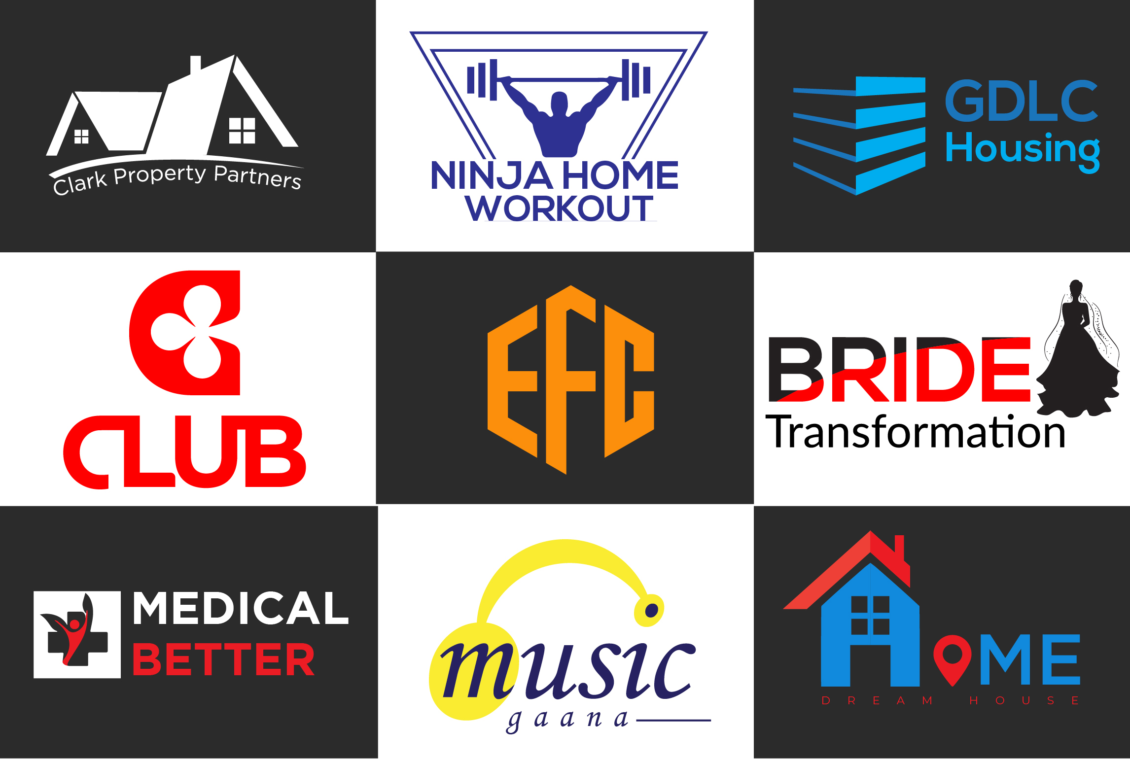 I will Design an Amazing Logo within 24 hours