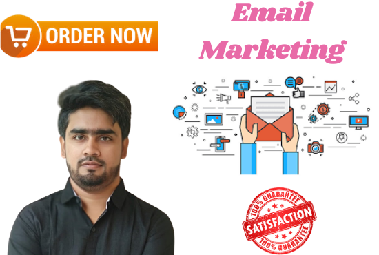 I will provide 1500 niche related mail and marketing