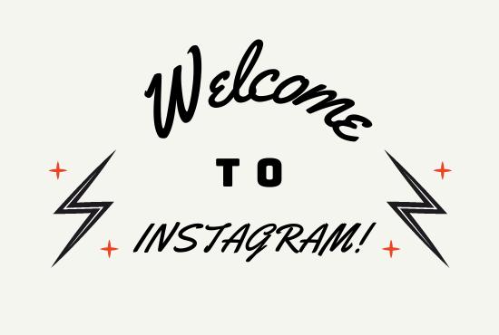 I will do Instagram marketing for organic growth