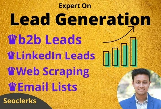 I will grow your business by collecting 200 leads