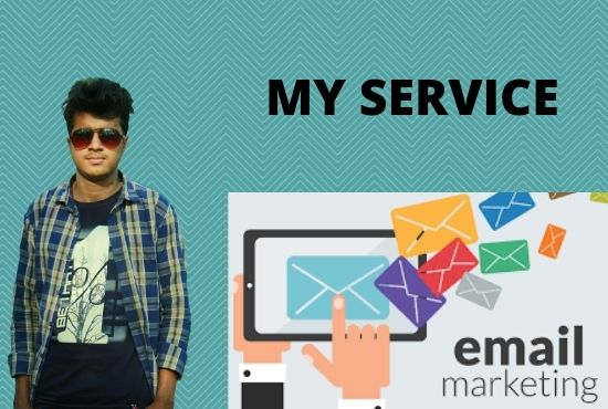 I will provided 1kniche related mail & marketing