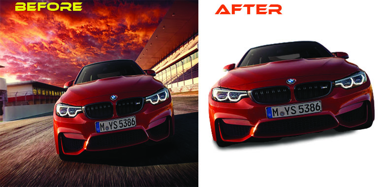 I will do 15 photo background remove and clipping path in