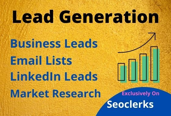 I will collect 50 business leads for your business