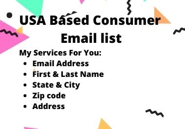 I will give you with a list of 1k active customer email