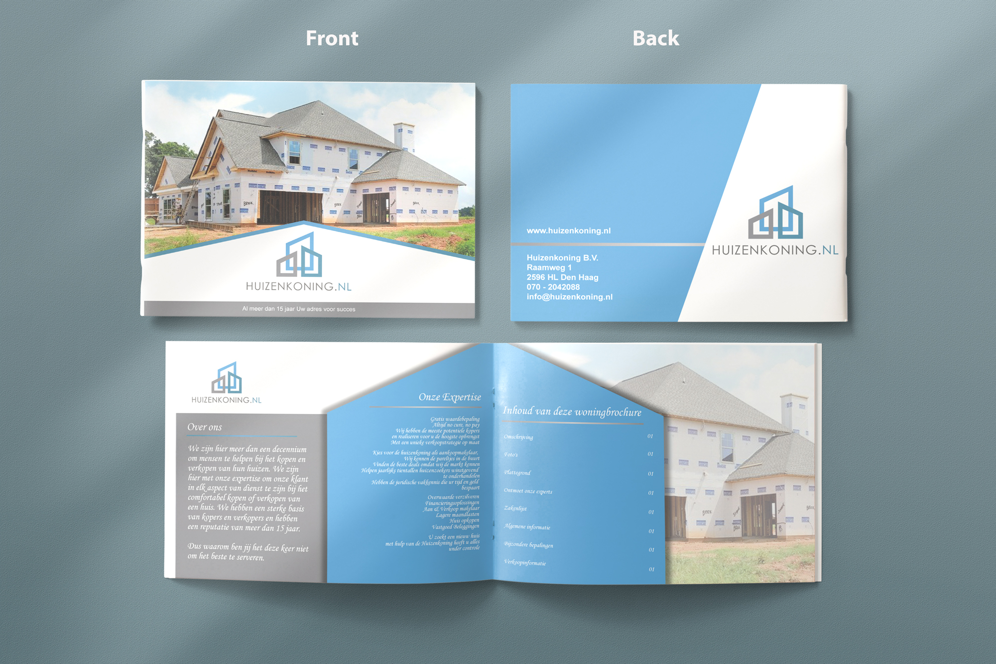 I can design your Brochure,  Magazine,  Booklet