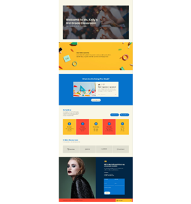 I will build professional wix website design and redesign wix website