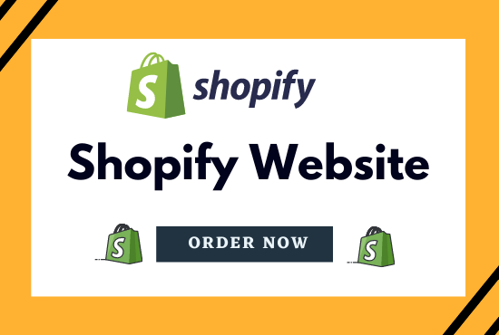 I will create professional shopify store and shopify website
