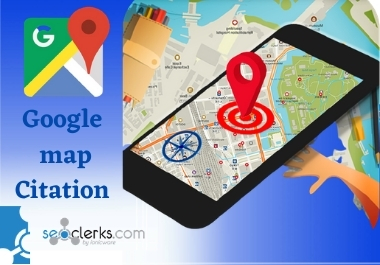 I will Provide 700 google map citations for GMB ranking and local SEO