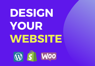 I Will Design WordPress Website or Redesign Website