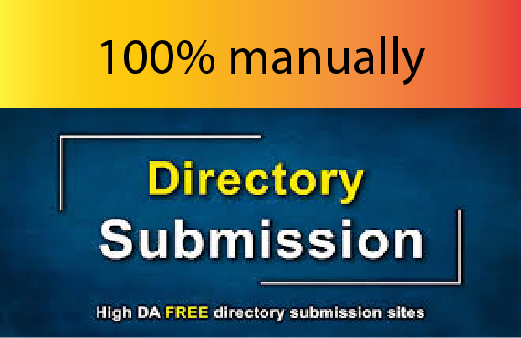 I Provide 50 directory Backlinks to rank your website