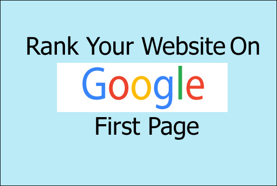 Boost your website on Google 1st page ranking