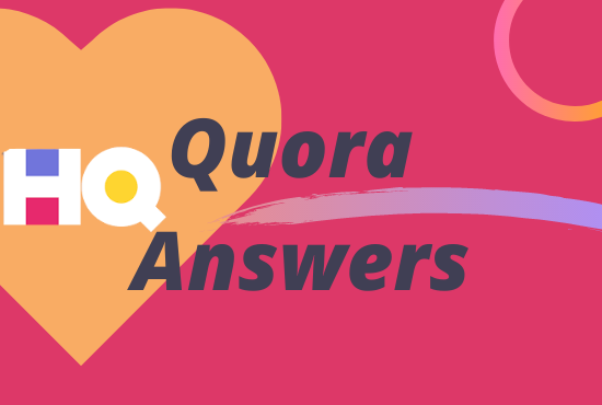 Secured top quality quora solution with regard to your current web page visitors