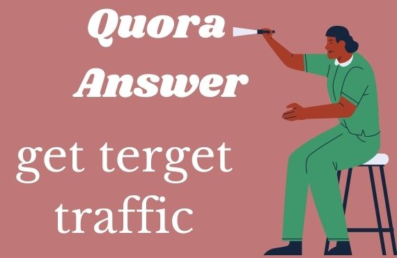 Guaranteed Targeted Traffic Your Website 20 HQ Quora Answers