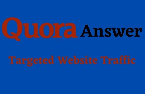 Get Targeted Traffic from 5 HQ Quora Answers