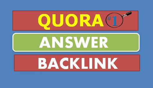 Provide Niche Relevant 5 Quora Answer for targeted traffic