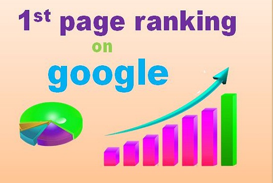 Guaranteed Google 1st Page Ranking Only White Hat SEO