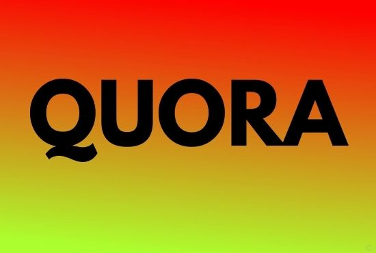 Promote your website by 10 high quality Quora Answer For Focused Site Visitors