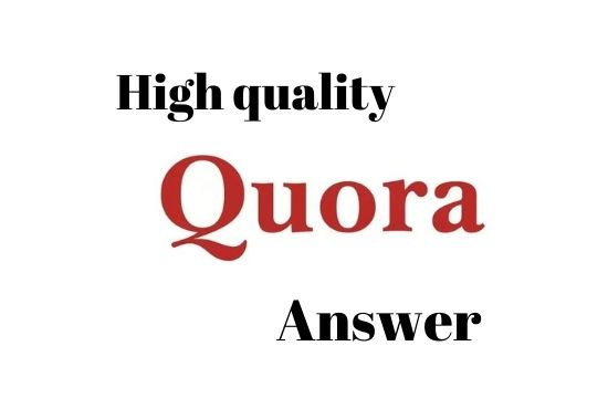 I will give 8 Quora Answers to bring the website to the rank