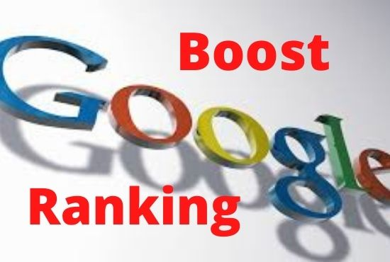 I will give Guaranteed Google 1st page Ranking with best linkbuilding