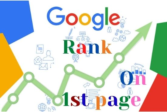 I will do Guaranteed google 1st page Ranking with best link building