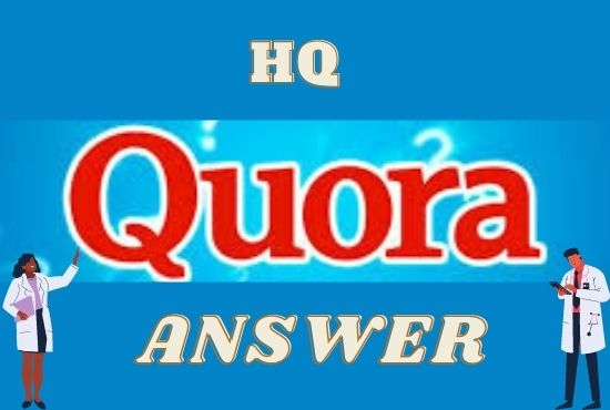 I Will Promote website with Real Targeted traffic by 5 Quora answer backlink