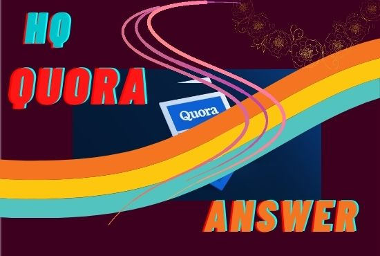 Promote your website by Keyword and URL Related 30 HQ quora answer.