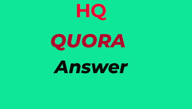 I will provide 20 High quality QUORA answer