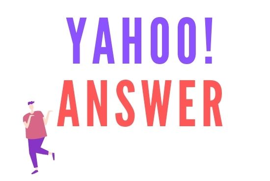 I will Promote your website 10 High Quality Yahoo Answers