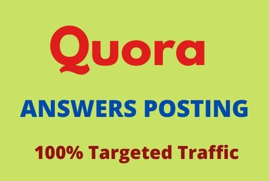 Improve your Website By 5 High Quality QUORA Answers
