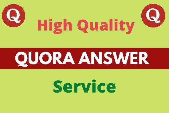 Promote Your website with 3 High Quality Quora Answer