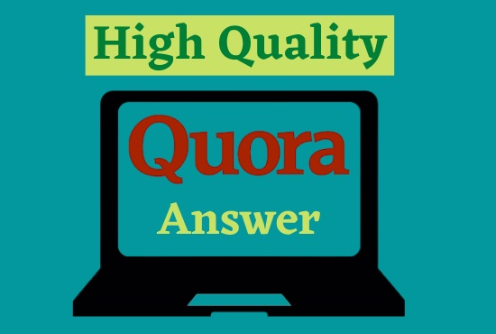 Increase Your Website with 10 High Quality Quora Answer