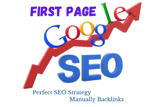 I will promote your Website on google first page ranking