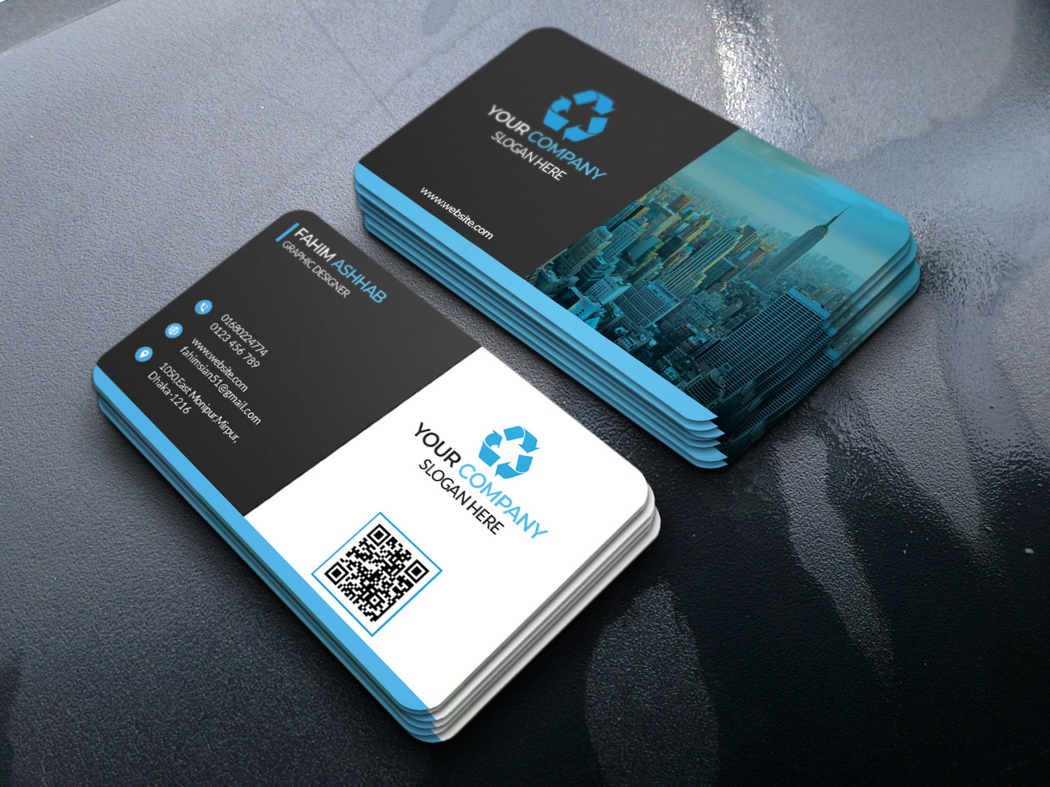I will Design Professional & Unique Business Cards