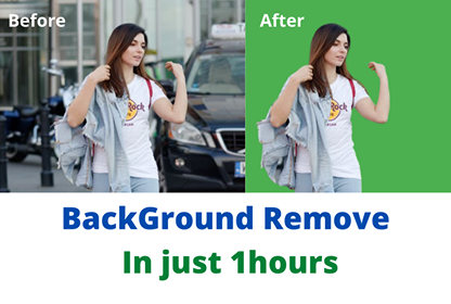 remove or change Background any Kind of image or product in 1 hour